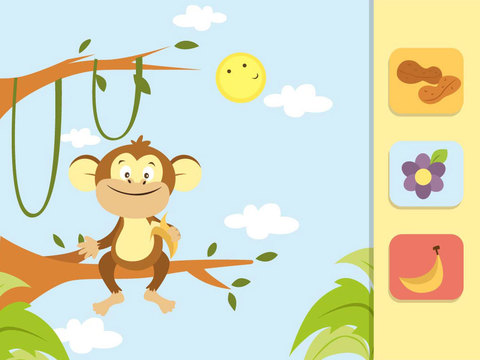 ABC Animal Adventures screenshot 7