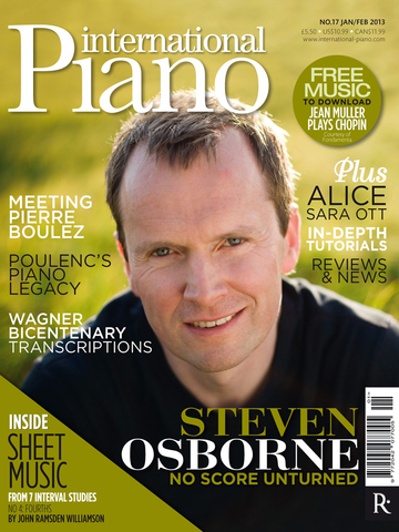 International Piano - the world's leading independent piano magazine screenshot 3