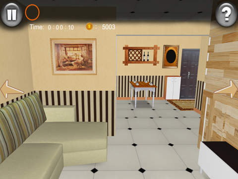 Can You Escape 10 Fancy Rooms Deluxe screenshot 6