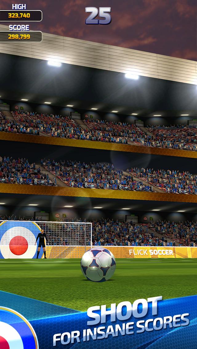 Flick Soccer 15 screenshot 4