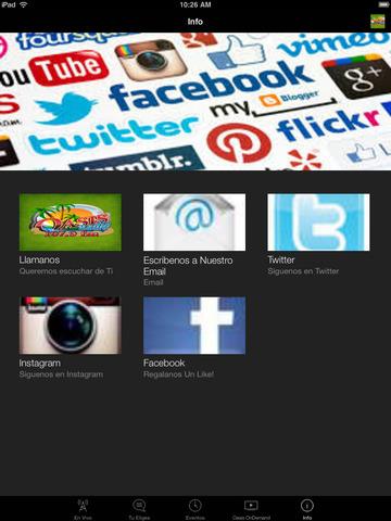 Oasis Media screenshot 4