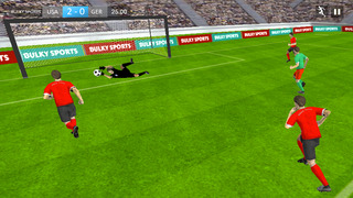Soccer 2015 - Real football game with super soccer matches and tournament [Premium] screenshot 4