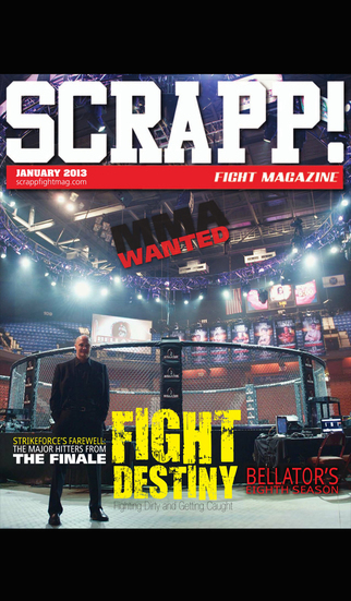 Scrapp! Fight Magazine screenshot 2
