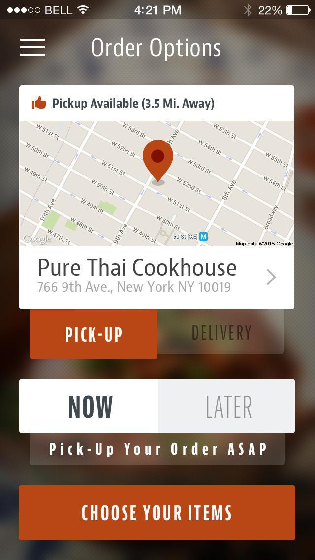 Pure Thai Cookhouse screenshot 2