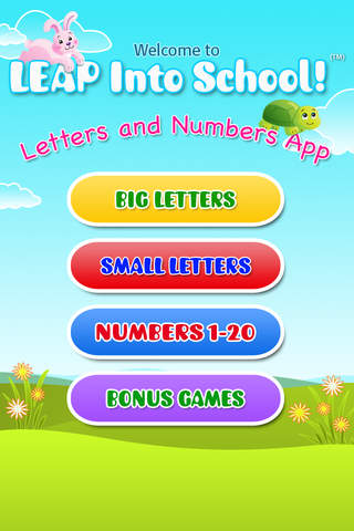 LEAP Into School! Letters and Numbers - náhled