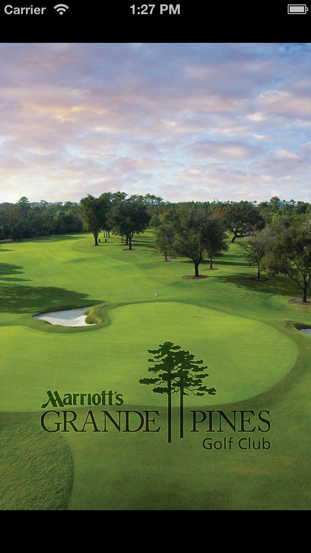 Grande Pines Golf Club screenshot 1