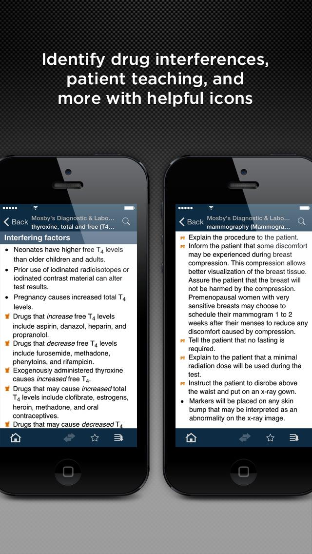 Pagana: Diagnostic & Lab Tests screenshot 4