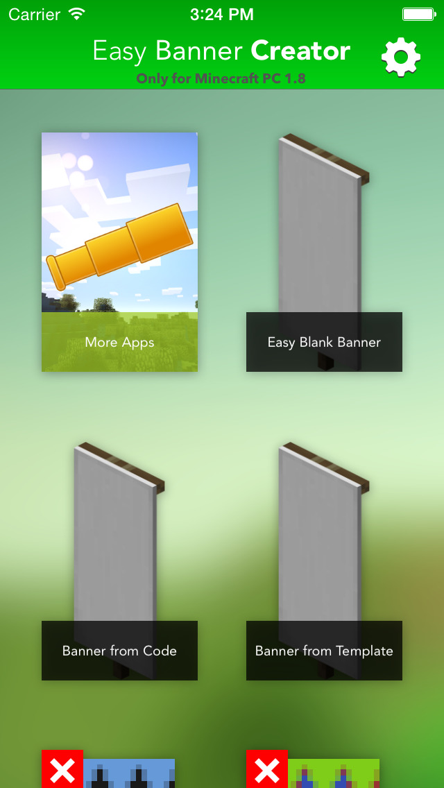 Easy Banner Creator for Minecraft - Quick Banner Editor for PC! screenshot 5