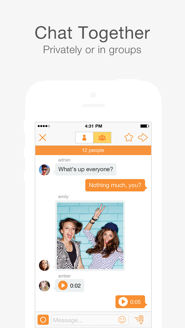 MeowChat-Live Video Chat&Call screenshot 3