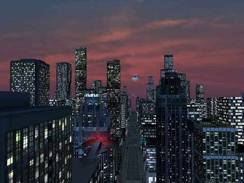 Jupiter Ascending: Skyline Escape screenshot 10