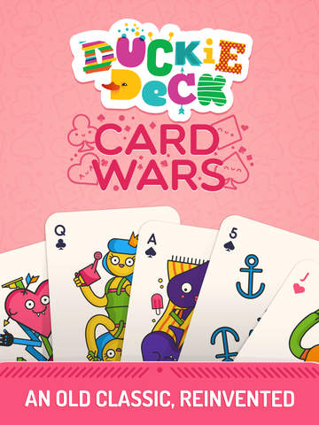 Duckie Deck Card Wars screenshot 6