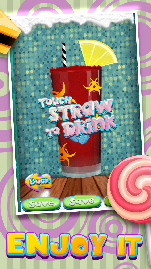 A All-in-1 Soda Maker Slushy Creator PRO screenshot 5