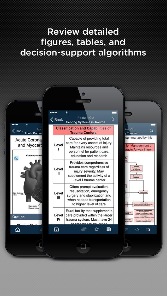 Pocket ICU screenshot 2