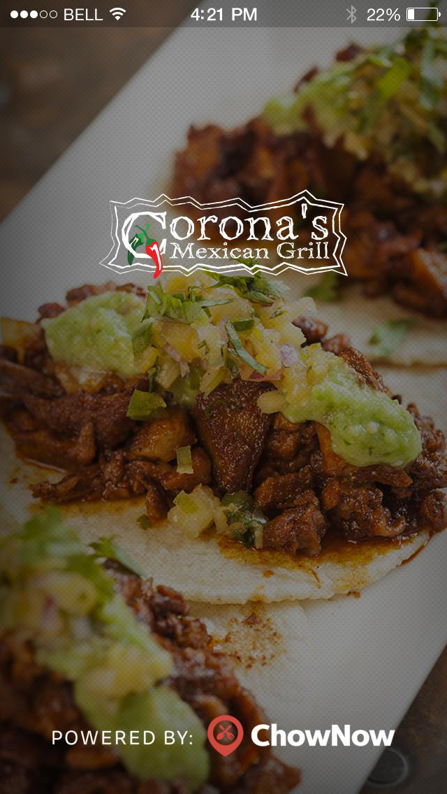 Corona's Mexican Grill screenshot 1