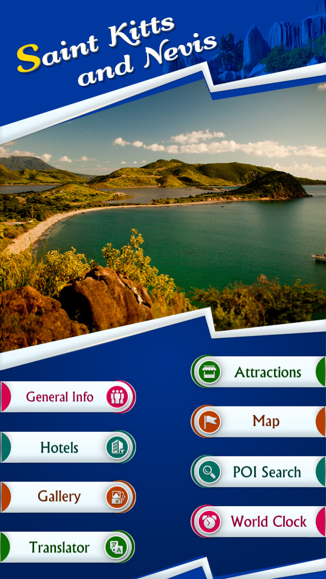 Saint Kitts and Nevis Travel Guide screenshot 2