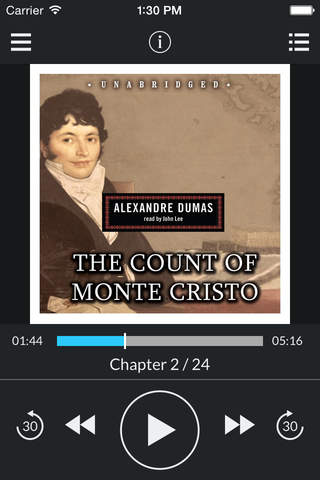 The Count of Monte Cristo (by Alexandre Dumas) (UN - náhled