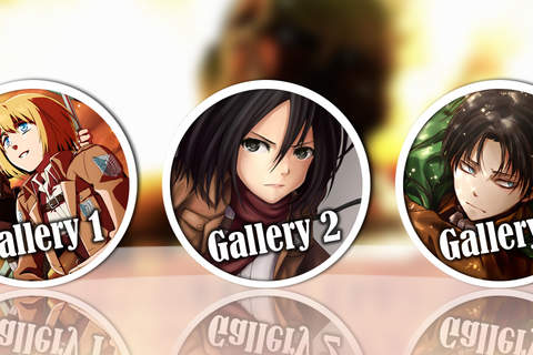 Wallpapers for Shingeki no kyojin - Attack on Tita - náhled