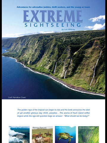 Aloha-Big Island Visitor Guide screenshot 8