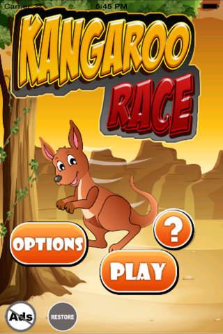 Kangaroo Race - náhled