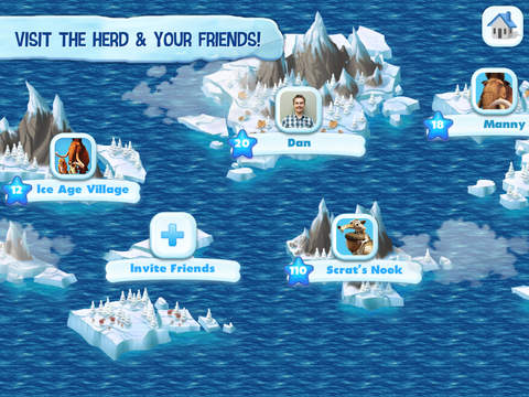 Ice Age Village screenshot 10