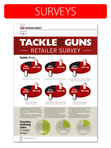Tackle and Guns - Britain's only monthly shooting and fishing trade publication screenshot 8