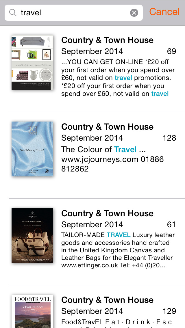 Country & Town House screenshot 4