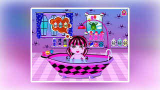 Monster Baby Bath screenshot 5