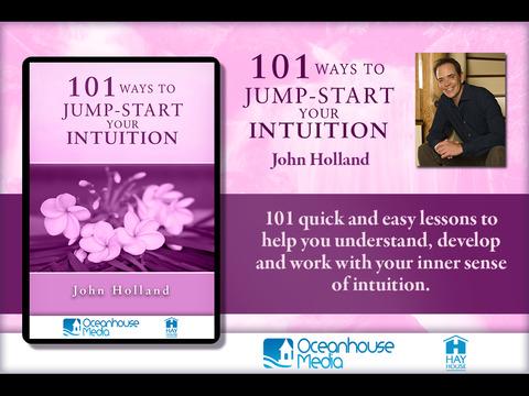 101 Ways to Jump Start Your Intuition - John Holland screenshot 5