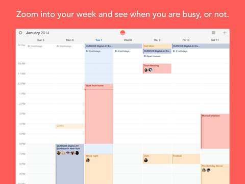 Sunrise Calendar - An Outlook App screenshot 7