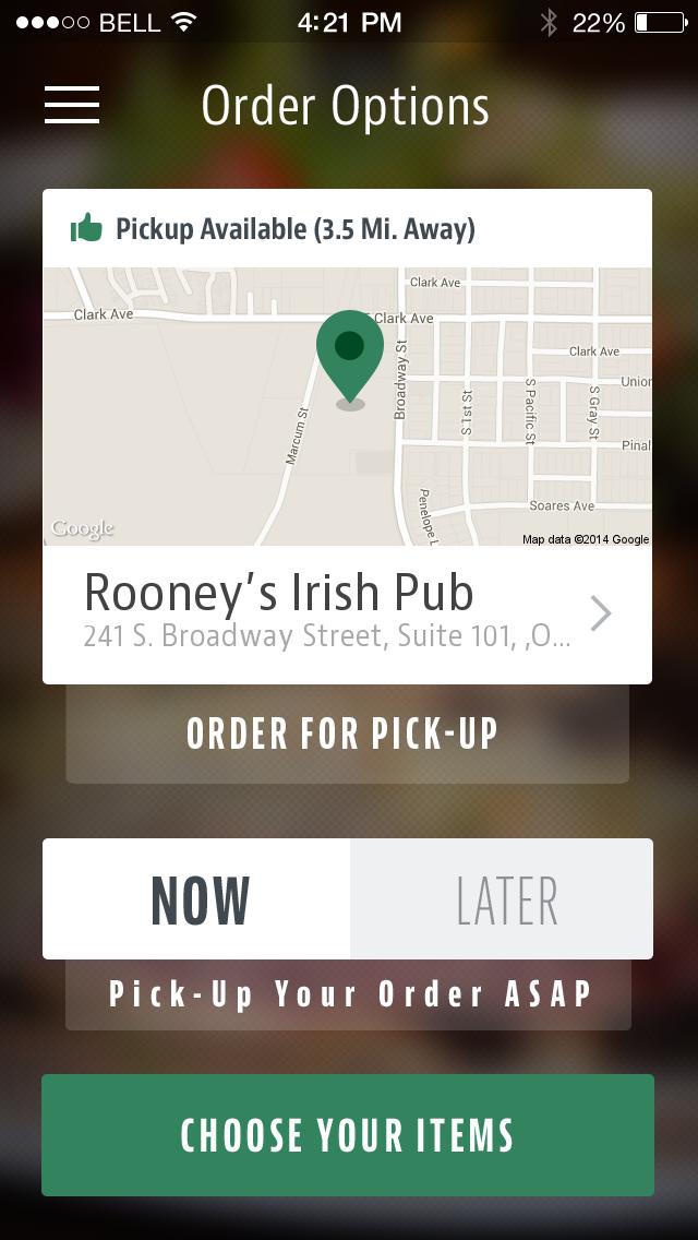 Rooney's Irish Pub screenshot 2