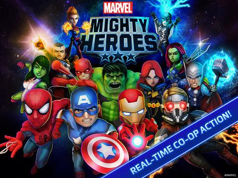 Marvel Mighty Heroes screenshot 6