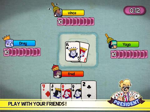 President - The Card Game screenshot 7