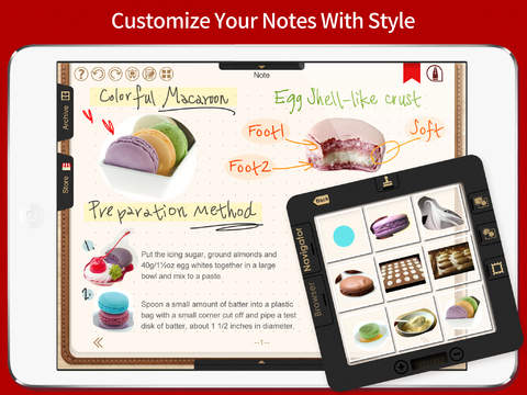 NoteLedge Premium - Take Notes, Sketch, Audio and Video Recording screenshot 3