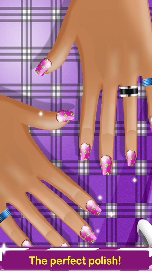 Nail Fashion Salon screenshot 3
