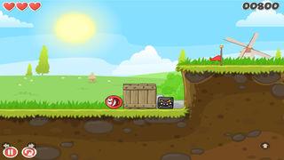 Red Ball Rolling screenshot 5