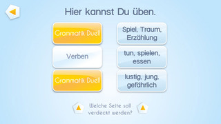 Grammatik Duell screenshot 5