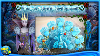 Living Legends: Frozen Beauty - A Hidden Object Fairy Tale screenshot 3