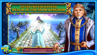 Dark Strokes:  The Legend of the Snow Kingdom – A Hidden Object Mystery screenshot 2