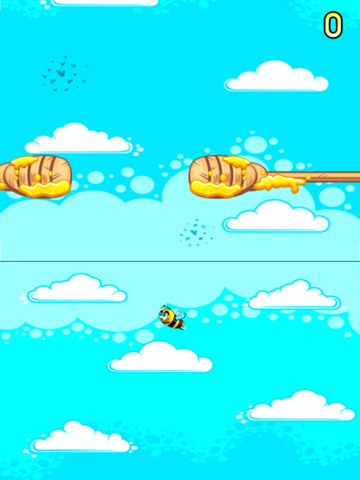 Flying Bee Bash screenshot 6