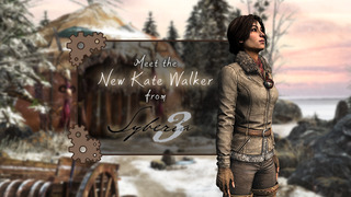 Syberia AR - Meet Kate Walker screenshot 1