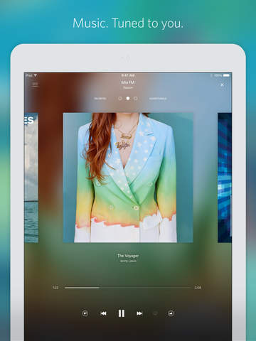 Rdio Music screenshot 6