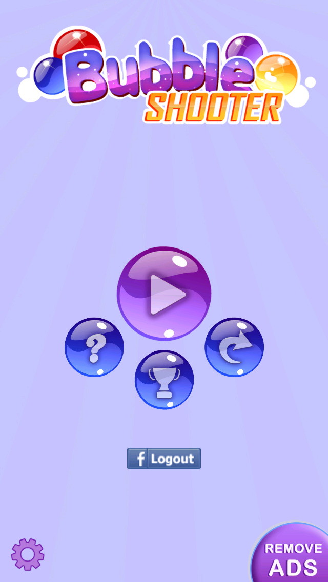Bubble Shooter - Pop Bubbles screenshot 5