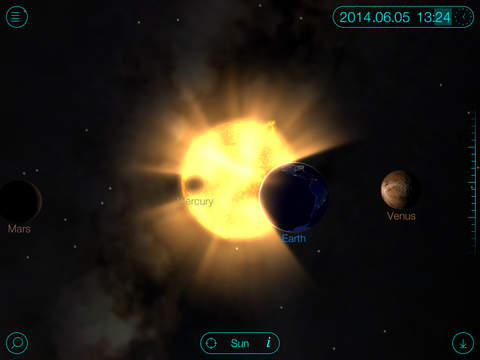 Solar Walk - Planets Explorer screenshot 7
