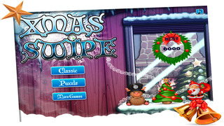 Xmas Swipe - Match the Christmas Dots screenshot 3