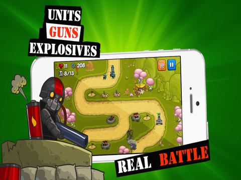 Battle Defense screenshot 4