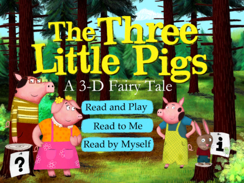 The Three Little Pigs by Nosy Crow screenshot 6