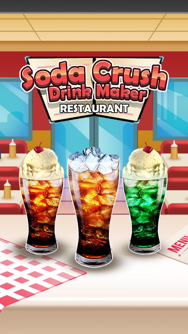 Awesome Jelly Soda Crush Drink Maker Restaurant screenshot 1