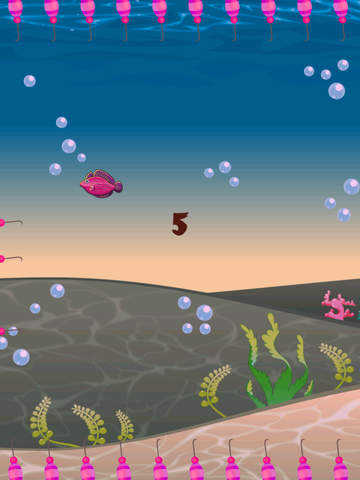 Do Not Let Fish Die - cool speed jumping arcade game screenshot 5