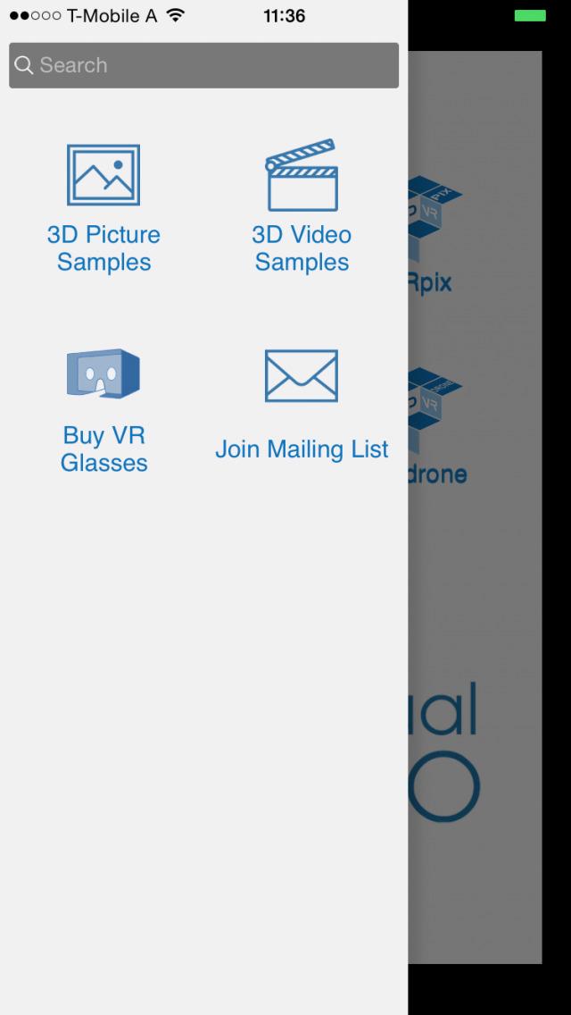 Virtual Vertigo screenshot 2