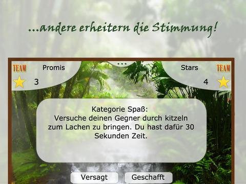 Dschungelcamp Partyspiel 2016 screenshot 10